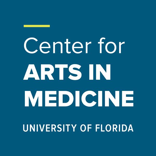 Logo: Center for Arts in Medicine | University of Florida